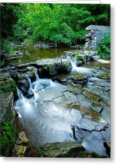 Devils River 1 Greeting Card