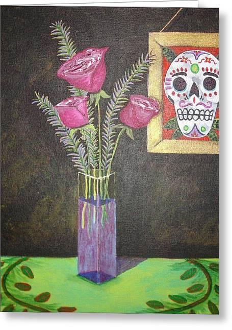 Dia De Los Muertos I Greeting Card