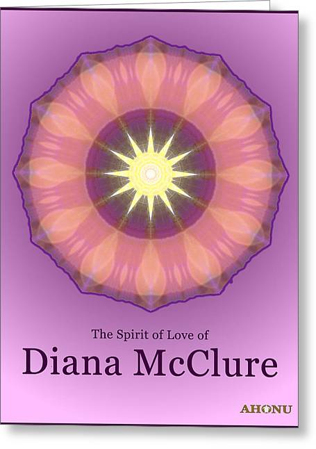 Diana Mcclure Greeting Card