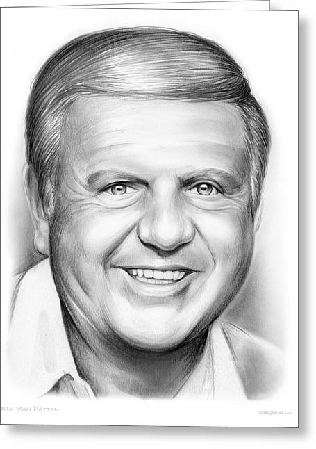 Dick Van Patten Greeting Card