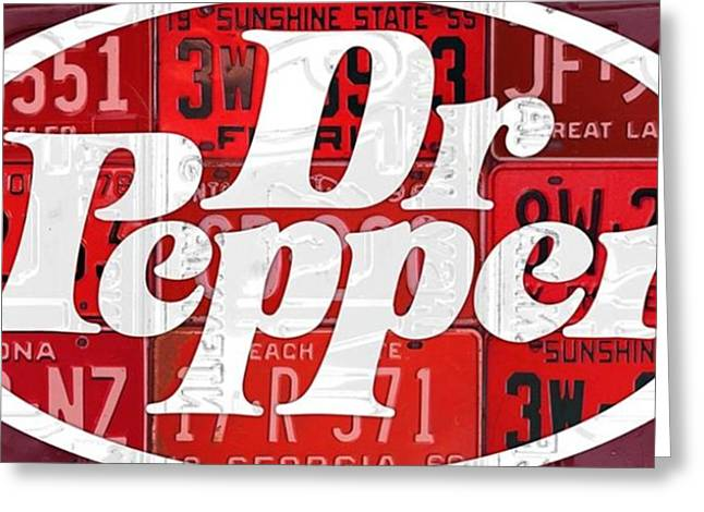 Did You Know #drpepper Was Created And Greeting Card