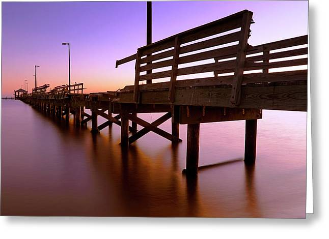 Greeting Card featuring the photograph Dilapidated - Biloxi - Mississippi by Jason Politte