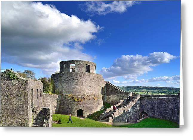 Dinefwr Castle 1 Greeting Card