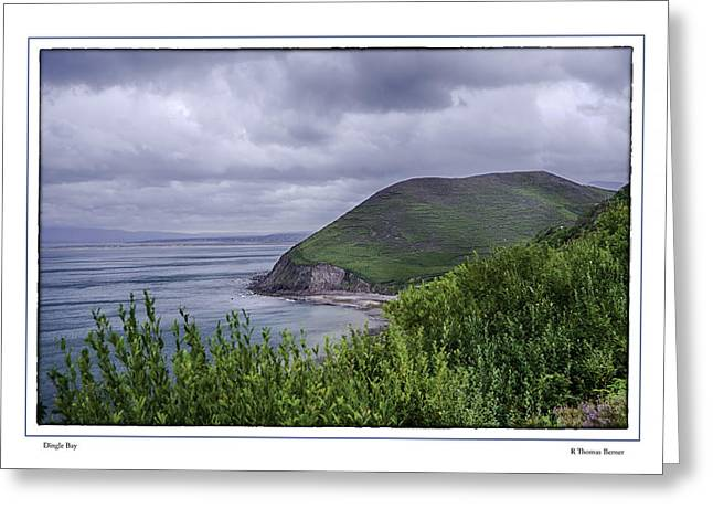 Greeting Card featuring the photograph Dingle Bay by R Thomas Berner