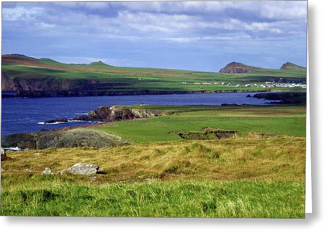 Dingle Pennisula 2 Greeting Card by Bruce
