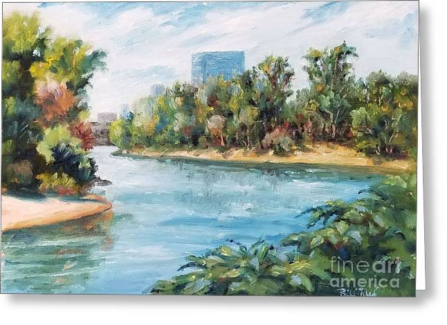 Discovery Park Greeting Card