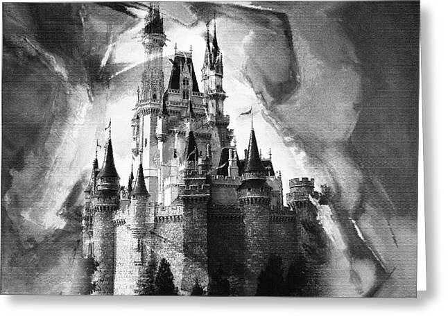 Disney World 031 Greeting Card