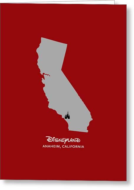 Disneyland Greeting Card
