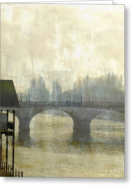 Dissolving Mist Greeting Card