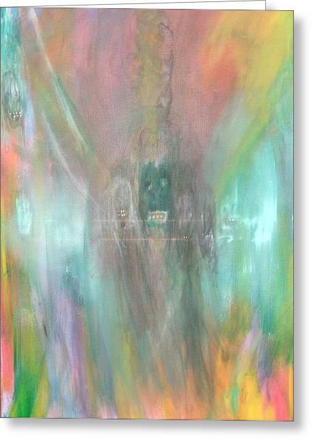 Distress Greeting Card by Randall Ciotti