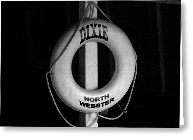 Dixie North Webster Greeting Card