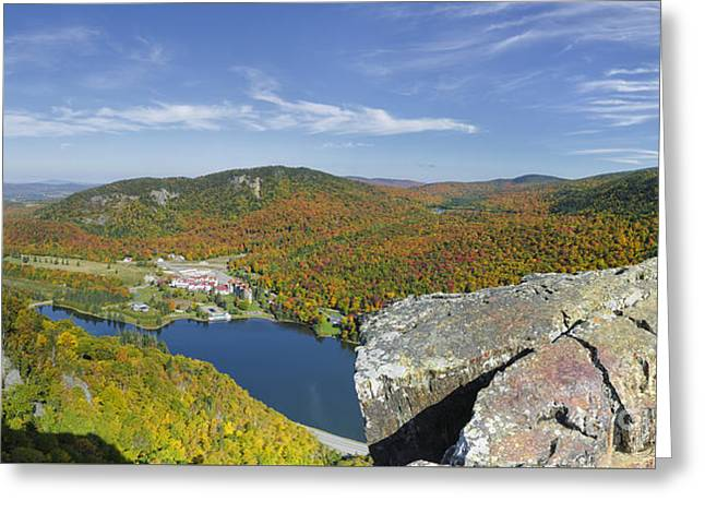 Dixville Notch State Park - Dixville Notch New Hampshire  Greeting Card