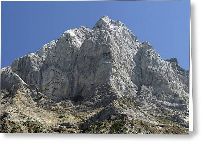 Greeting Card featuring the photograph Dm5963 Matterhorn Peak Or by Ed Cooper Photography