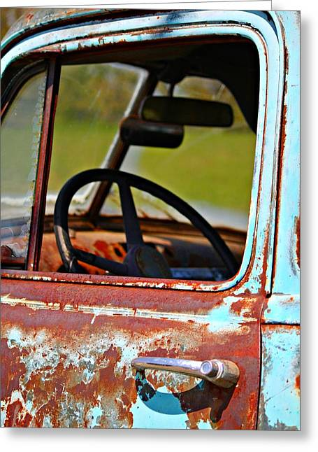 Do You Need A Ride- Fine Art Greeting Card