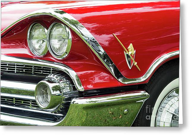 Dodge Custom Royal Lancer Greeting Card