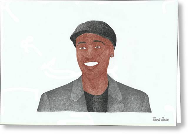 Don Cheadle Greeting Card