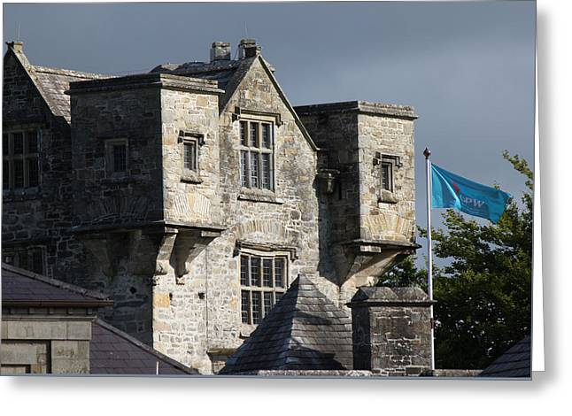 Donegal Castle Greeting Card