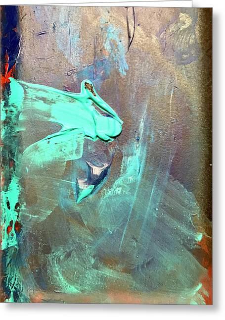 Dos Greeting Card by Anna Villarreal Garbis