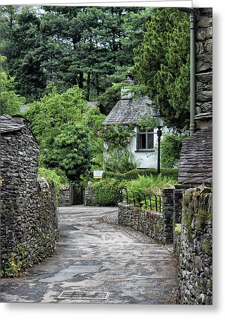 Dove Cottage Greeting Card