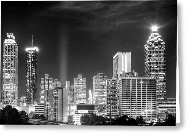 Downtown Atlanta Skyline Greeting Card