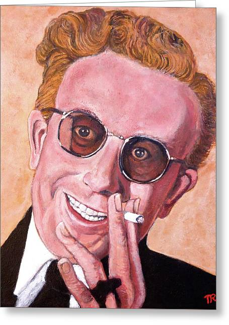 Dr Strangelove  Greeting Card
