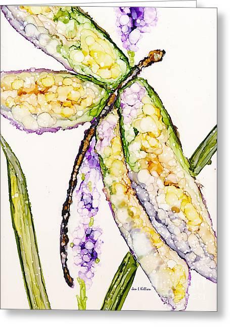 Dragonfly Dreams Greeting Card