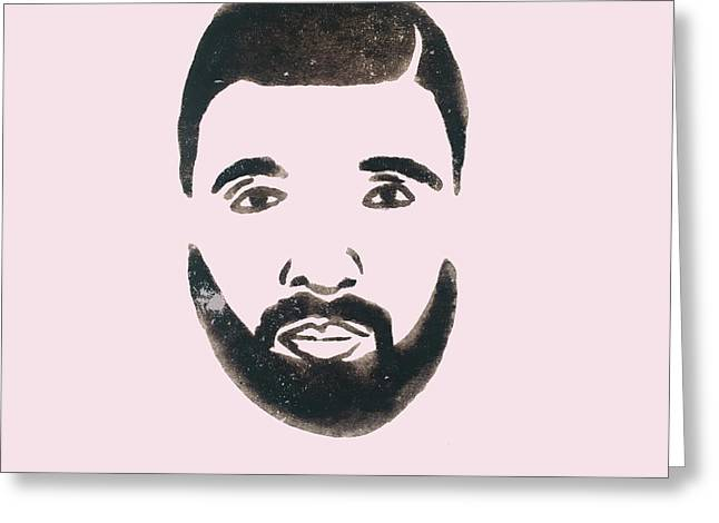 Drake Greeting Card