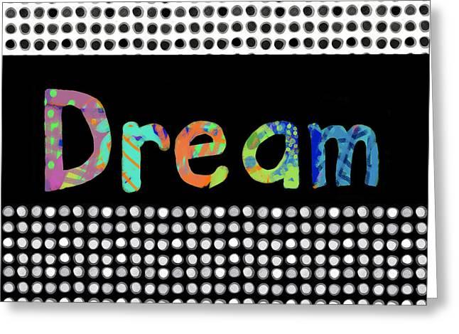 Dream Greeting Card by Ann Powell