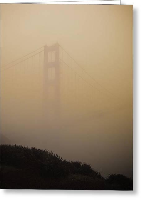 Dream Bridge Greeting Card by Patrick  Flynn