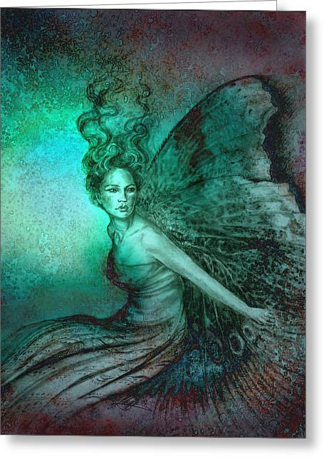Dream Fairy Greeting Card