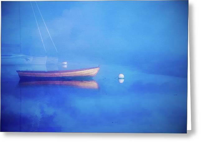 Dream Fog Greeting Card