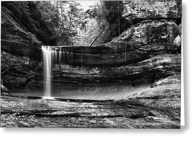 Starved Rock Park Greeting Cards - Dream Greeting Card by Jason Wolters