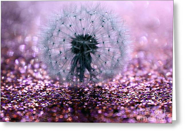 Dream On Greeting Card by Krissy Katsimbras