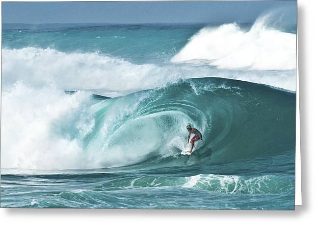 Dream Surf Greeting Card