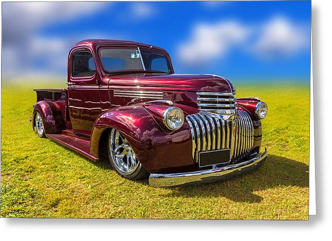 Dream Truck Greeting Card