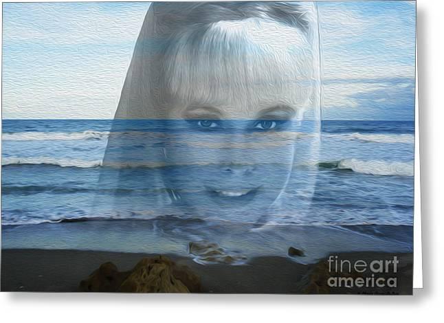 Dream2 Greeting Card by Megan Dirsa-DuBois