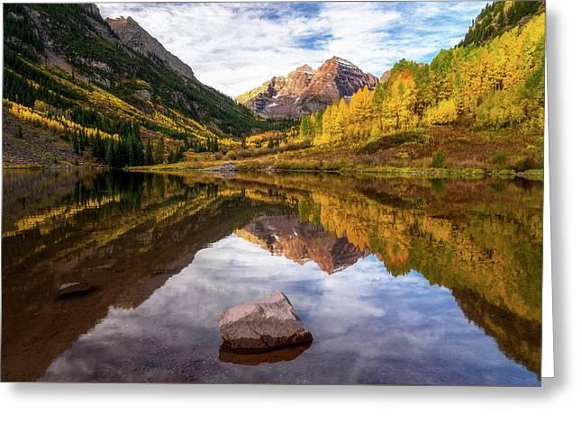 Dreaming Colorado Greeting Card