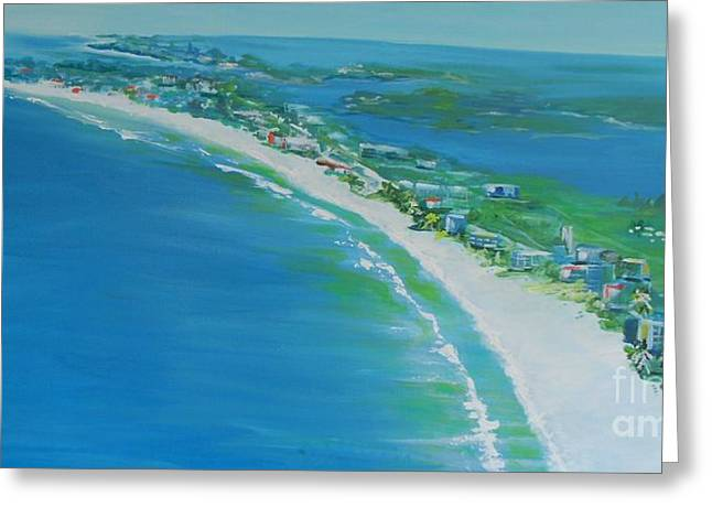 Dreaming Of Siesta Key Greeting Card