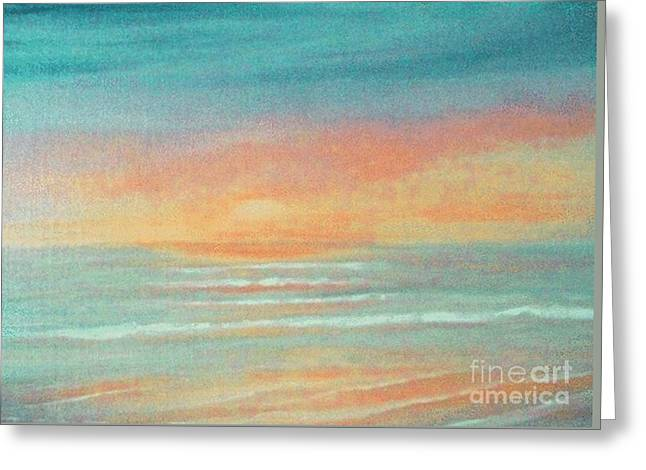 Dreaming Of Summer Greeting Card by Holly Martinson