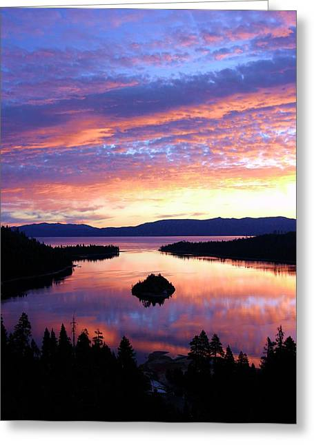 Greeting Card featuring the photograph Dreaming Of Sunrise by Sean Sarsfield