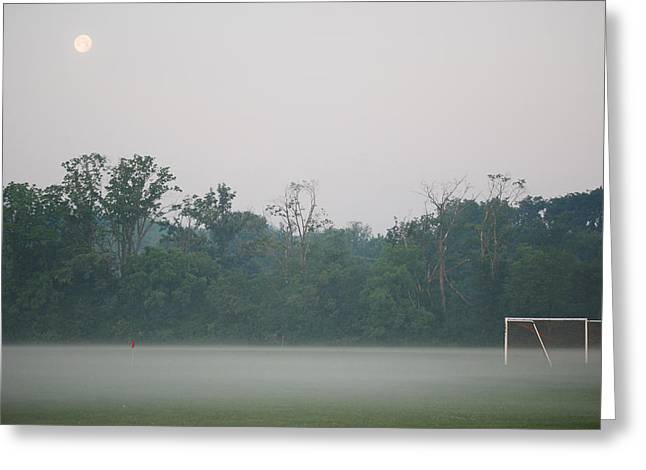 Dreams And Goals Greeting Card by Peter  McIntosh