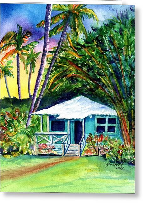 Dreams Of Kauai 2 Greeting Card