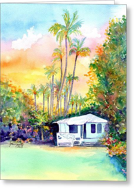 Dreams Of Kauai 3 Greeting Card
