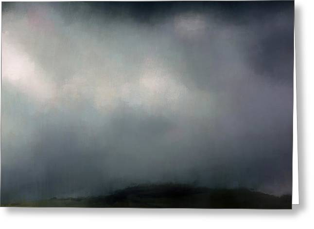 Dreamscape Greeting Card by Lonnie Christopher