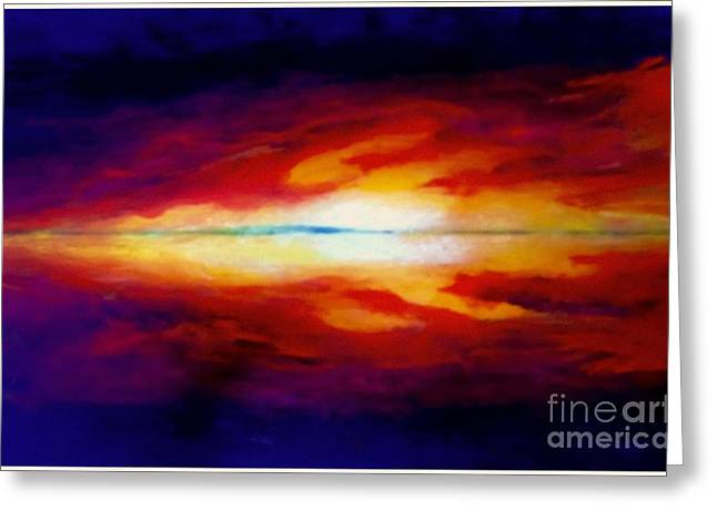 Dreamscape  Greeting Card by Scott French