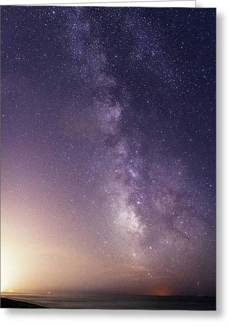 Dreamy Milky Way Greeting Card