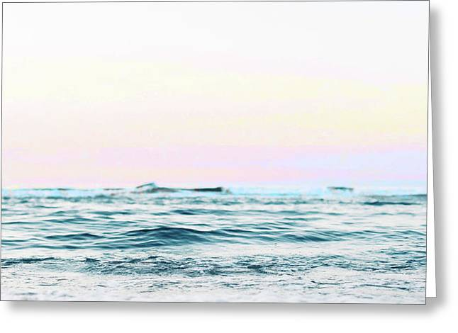 Dreamy Ocean Greeting Card