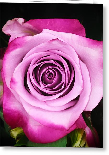 Dreamy Pink Greeting Card