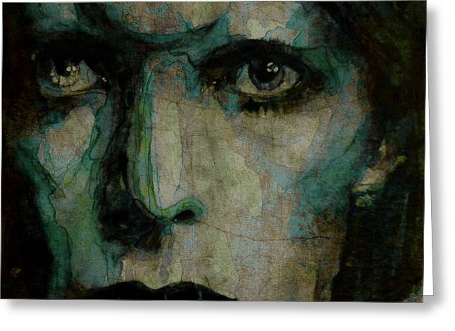 Drive In Saturday@ 2 Greeting Card by Paul Lovering