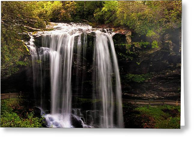 Dry Falls Greeting Card